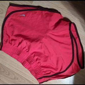 NWOT NIKE dri fit running shorts
